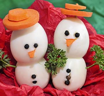 Antipasti A Forma Di Babbo Natale.Ricette Di Natale Scopri Le Squisite Ricette Di Natale